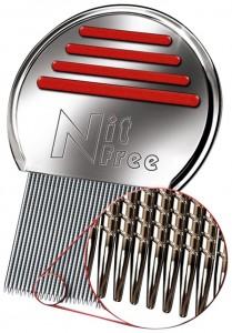 nit free comb